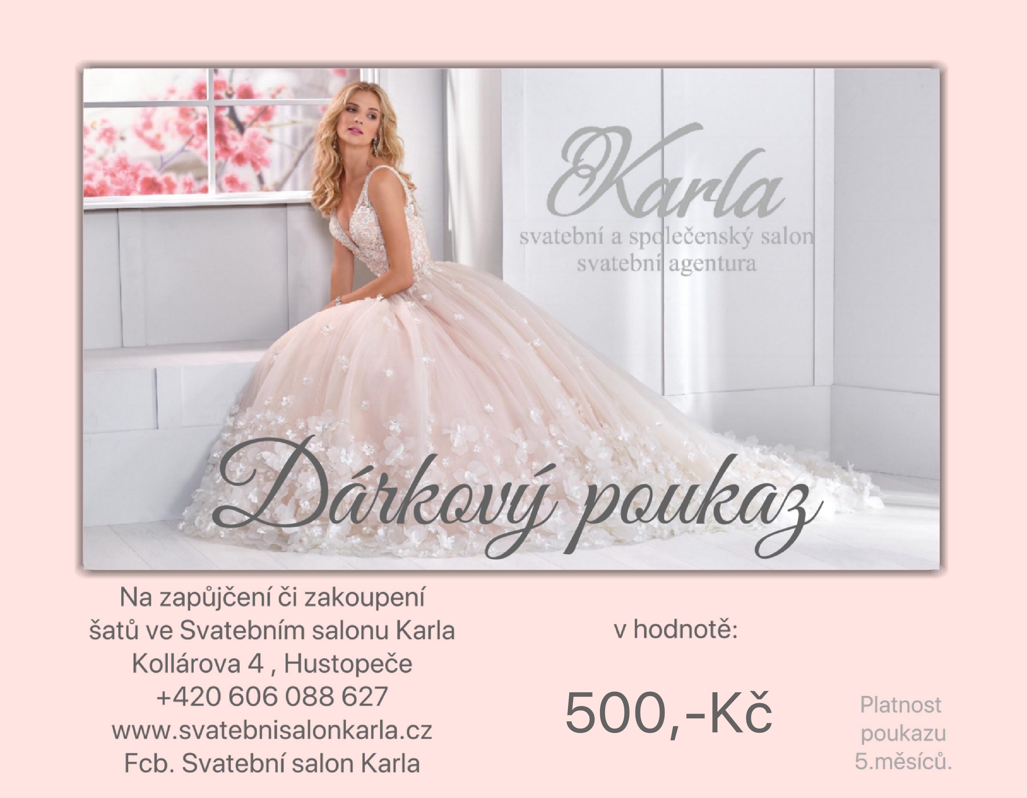fcbd58f135d Svatební salon Karla Hustopeče u Brna